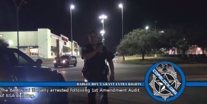 Arrested for Failure to ID Following First Amendment Audit of NSA Building (Call Flood)