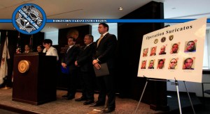 Ten Puerto Rican Police Officers Arrested in FBI Corruption Sweep