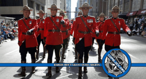 A Woman's Personal Account of RCMP Officer Harassment