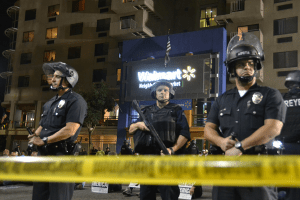 The Darker Side Of Black Friday And Police Authority