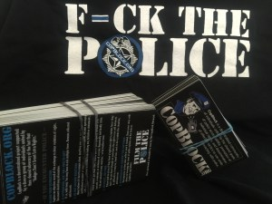 New CopBlock Gear & Flyers! Available NOW!