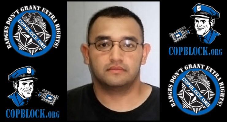 BCSO Deputy Erick Montez Rapist
