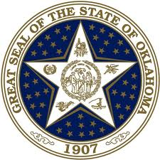 Oklahoma State Seal Cop Block