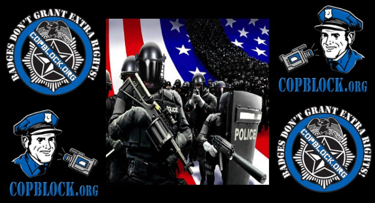 Police Brutality Anti_War