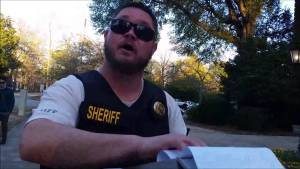 Sgt. Unlawfully Detains Man For Recording Search and Gets Schooled!
