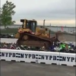 [VIDEO] NYPD Crush & Destroy Perfectly Good Dirt Bikes