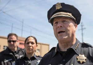 Breaking News: San Francisco Police Chief Fired Following Recent Shooting