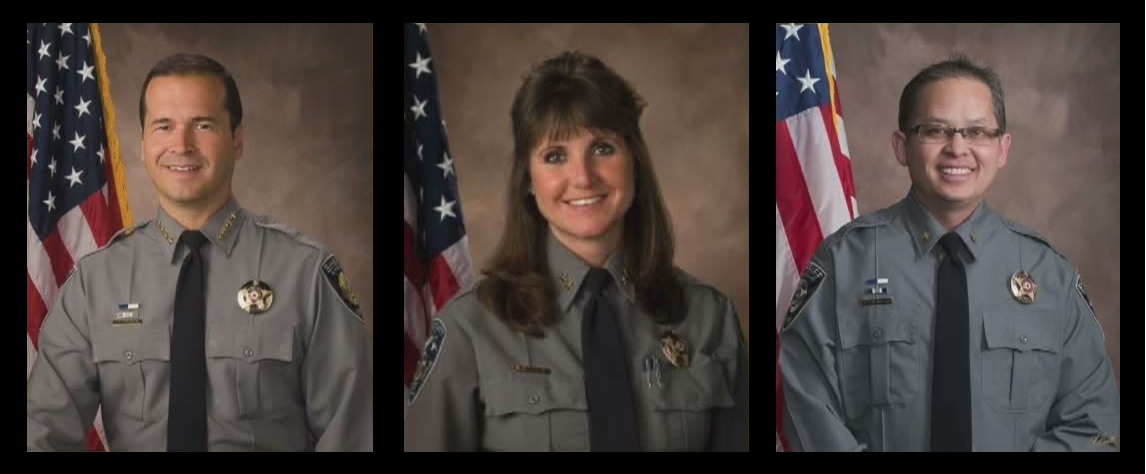 El Paso County Sheriff's Office Indictments