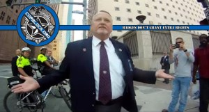 Private Security Attack Men Filming Houston Federal Court; Claim to be Federal Agents