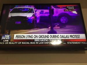 UPDATED: 11 Officers Shot; 4 Dead in Dallas, Texas