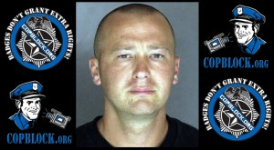 "Pennsylvania ""Officer of the Year"" Arrested for Beating; False Imprisonment of His Wife"