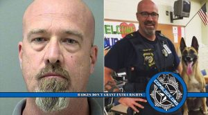 Cop Charged In Death Of Two K-9 Partners Investigated For Killing Third Dog