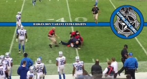 All Lives Matter Protester Crashed Bears Game in Monkey Suit