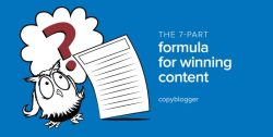 The 7-part formula for winning content