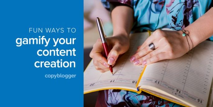 Fun ways to gamify your content creation