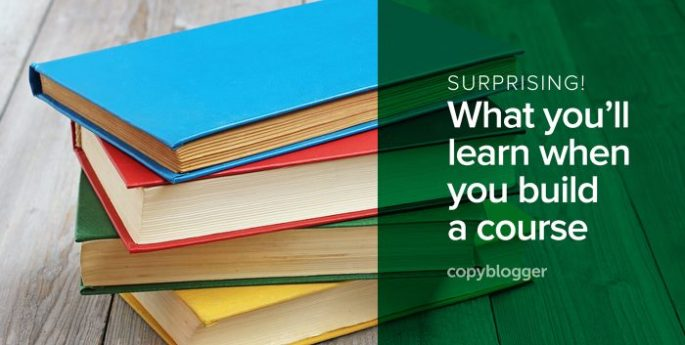 surprising! what you'll learn when you build an online course