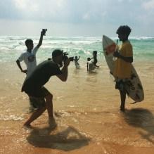 DA Lucky champion surfer