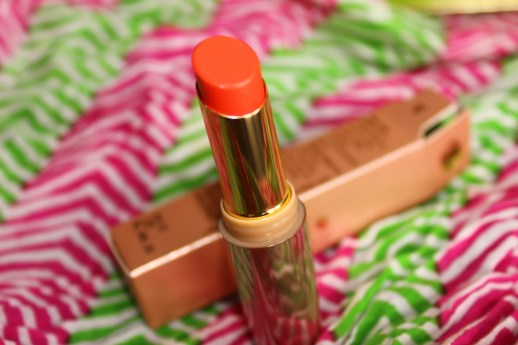 Lakme 9 to 5 Vermillion Lipstick Swatch