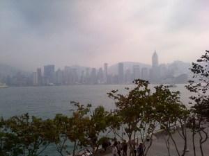Blog: A walk in Hong Kong
