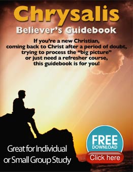 Chrysalis: New Believer's Guidebooks - Become more like Christ