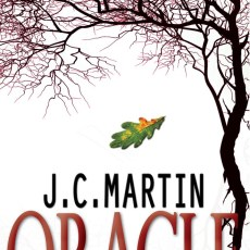 ORACLE Cover Reveal – Can you solve the mystery?