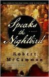 Speaks the Nightbird, and other book stuff