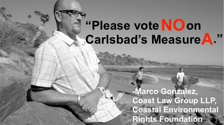 Preeminent Coastal Attorney: No On A