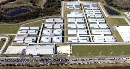 Cornerstone Lathing - Falkenberg Road Jail