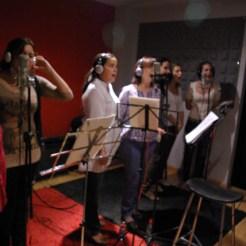 grabacion disco se de un lugar - estudio de grabacion atmosfera rec andujar - coro rociero la borriquita montoro cordoba (5)
