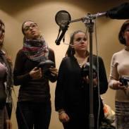 estudios la moyareja sevilla - grabacion disco navidad rociera - coro rociero de la borriquita montoro (5)