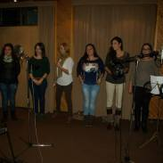estudios la moyareja sevilla - grabacion disco navidad rociera - coro rociero de la borriquita montoro (9)