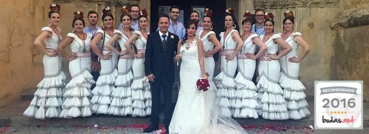 coro rociero para bodas en cordoba sevilla jaen granada malaga almeria huelva cadiz madrid ciudad real badajoz extremadura andalucia