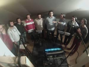grabacion estudios mrs martin recording studios los palacios sevilla - disco siguiendo una estrella volumen 2 - sonografic - coro rociero de la borriquita montor (2)