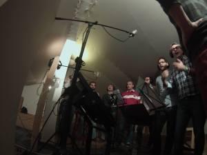grabacion estudios mrs martin recording studios los palacios sevilla - disco siguiendo una estrella volumen 2 - sonografic - coro rociero de la borriquita montor (5)