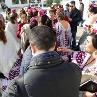 coro-rociero-la-borriquita-certamen-villancicos-azuaga-badajoz-2015-2