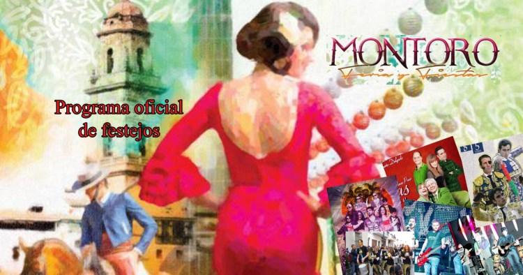 Feria de Montoro 2016 – Programa oficial de Festejos