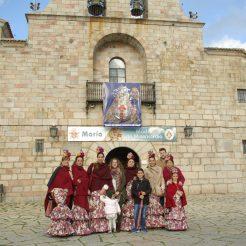 xv aniversario coro rociero borriquita virgen de la cabeza cerro del cabezo peregrinación (48)