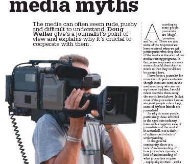 Busting the Media Myths 1