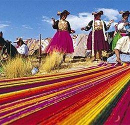 Vasilio, sciamano al Cuzco