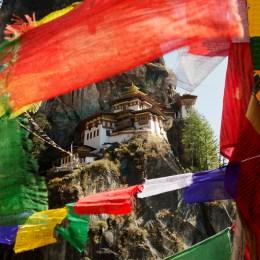 Sulle vette del Bhutan  alla ricerca della felicità
