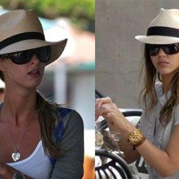 Panama: canale, cappello..