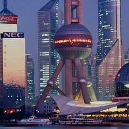 Shanghai, l'America è qui