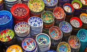 Bazar-Istanbul-Ceramiche