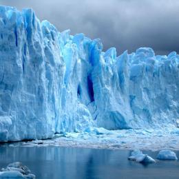 Perito Moreno, ice show