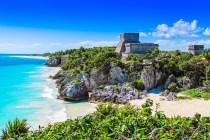 Tulum, il mare Maya