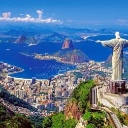 Rio, festosa e sensuale