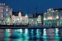 """Trieste, """"scontrosa grazia"""""""