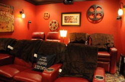 Small Of Home Theater Decor