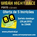 Urban Night Race Porto