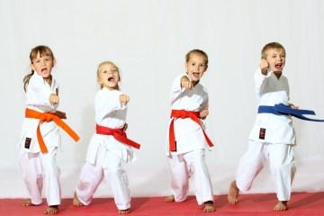 niños-karate
